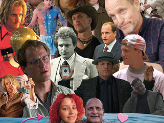 I Love Woody Harrelson