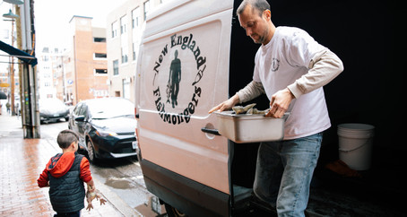 Staying Alive in a Dying Industry: The New England Fishmongers