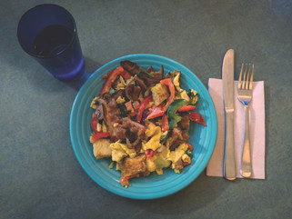 Main Street Munchies: Dining Hall Dice Roll