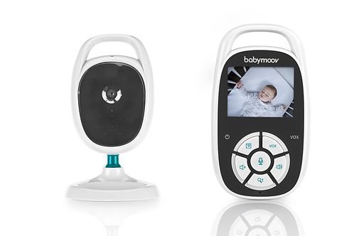 babyphone video surveillance bebe you yoo see babymoov