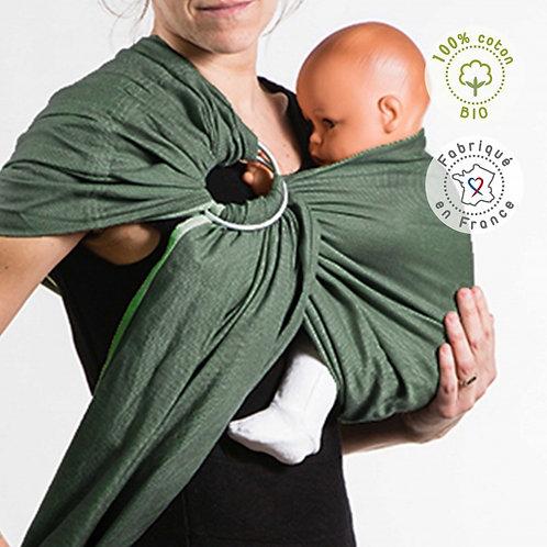 echarpe sling portage neobulle vert