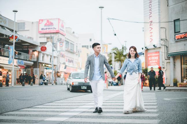 健志&曲寧  <沖繩海外婚紗>