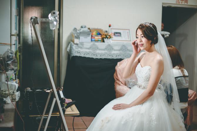 婚禮紀錄-Wei & Hana
