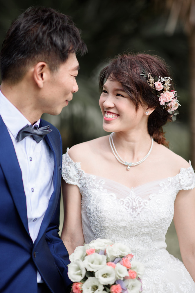 婚禮紀錄 - Hsien & Hsin <美式婚禮/天使分享咖啡>