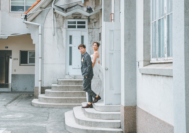 Leon & Clara <忠孝路長老教會>