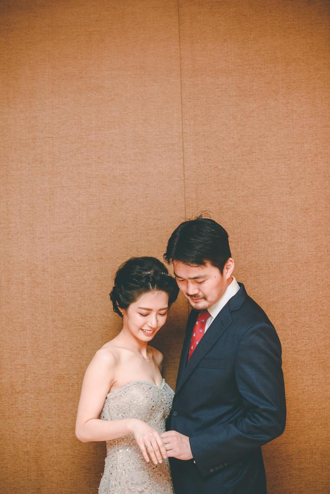 婚禮紀錄 -  Masa & Allison文定 <台北國賓>