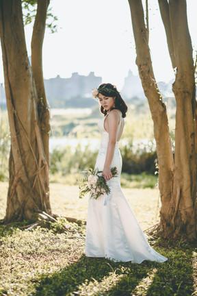 Mandy「美式婚紗」