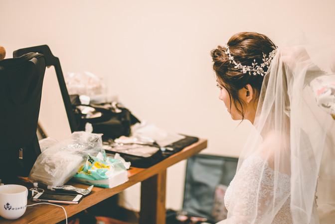 婚禮紀錄-Timothy & Claire  <台北神召會>