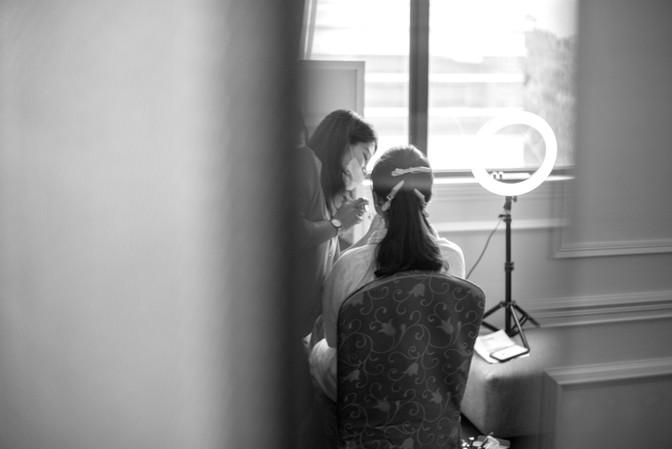 婚禮紀錄 - Tarzan & 雯 <富信大飯店>