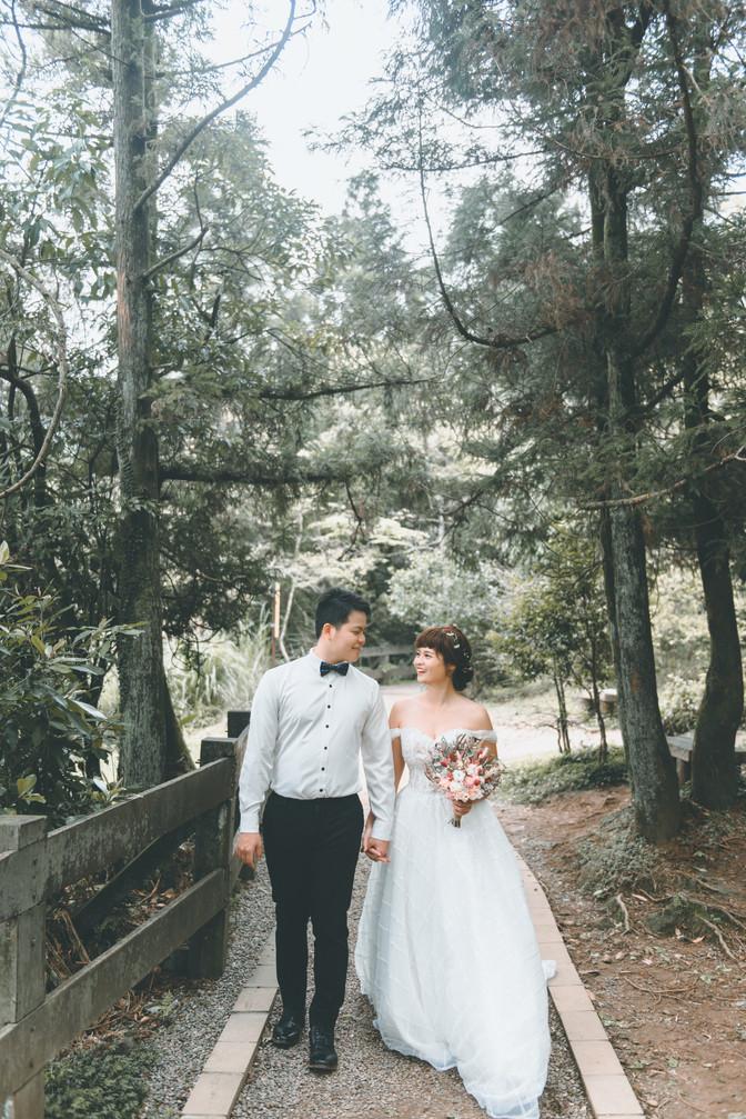 自主婚紗 - Tim & Pudding