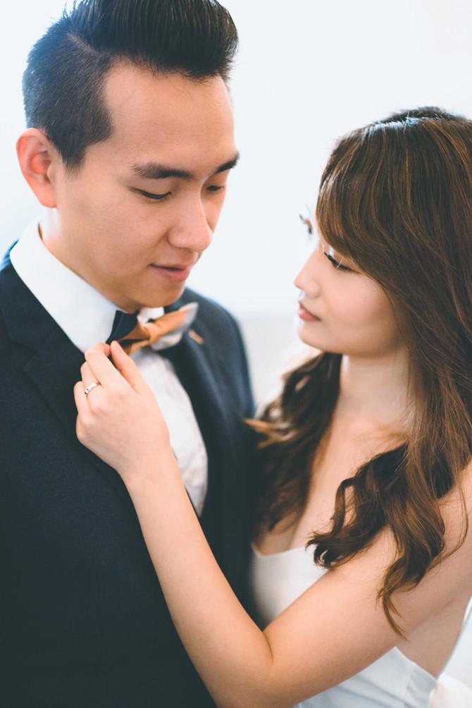 美式輕婚紗 - John & Fiona