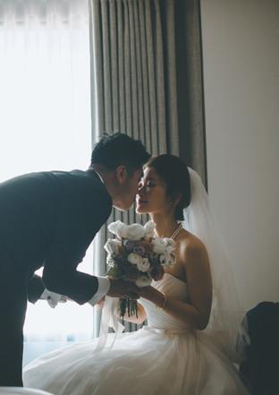 Nick & Rebecca < 台中林酒店 >
