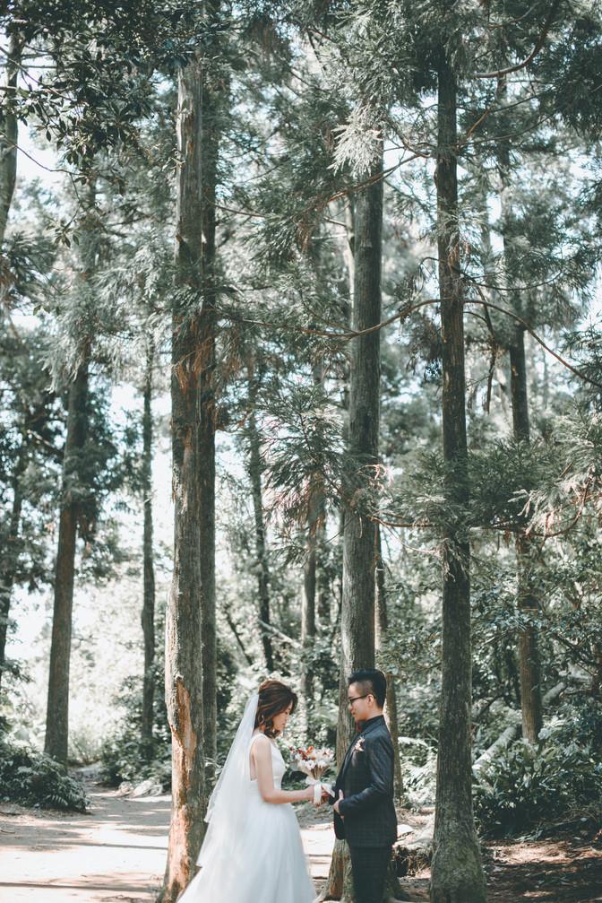 美式婚紗 - Samuel & Anne