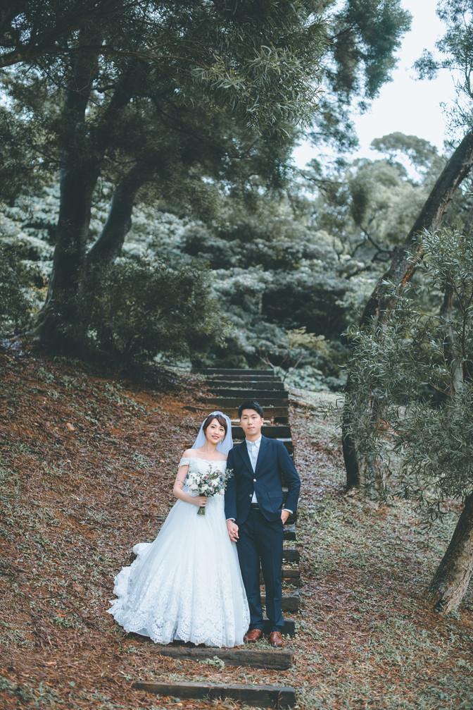 自主婚紗 - Rayn & Daisy