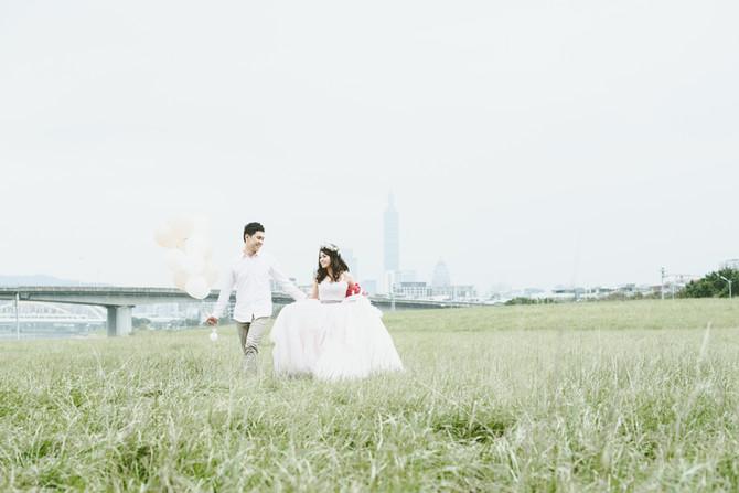 自主婚紗 - Cephas & Cindy