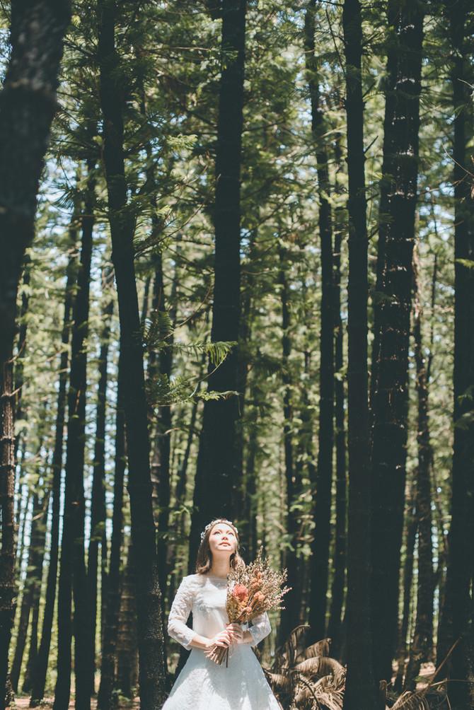 美式輕婚紗-Kewell & Angel