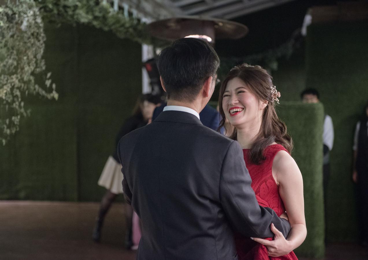 宥霖&怡恩<青青食尚花園會館>