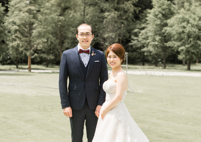 Ethan & Miriam<青青食尚花園>