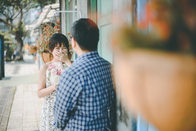 美式輕婚紗 - Daniel & Gisele