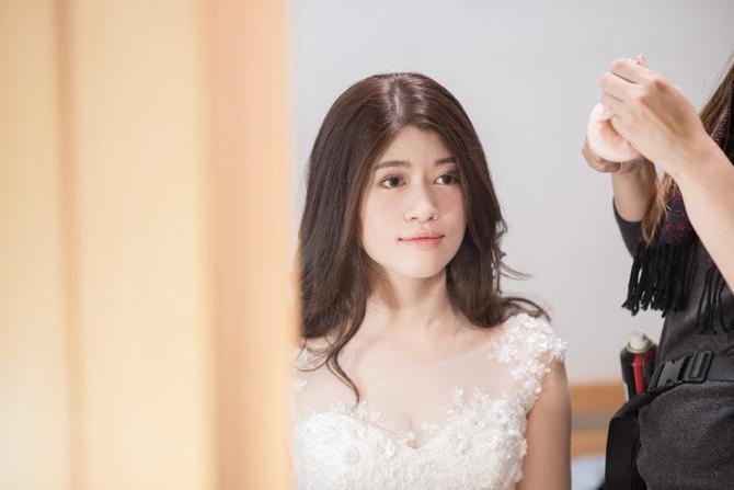 婚禮紀錄 - 宥霖 & 怡恩 <青青食尚花園>