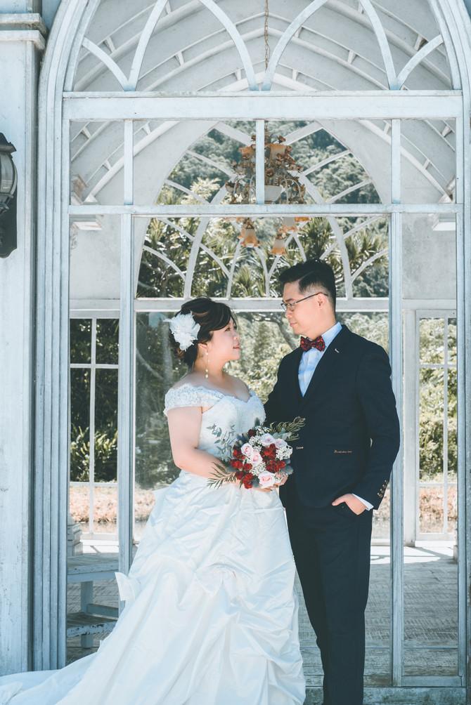 自主婚紗 - Richard & Elfin
