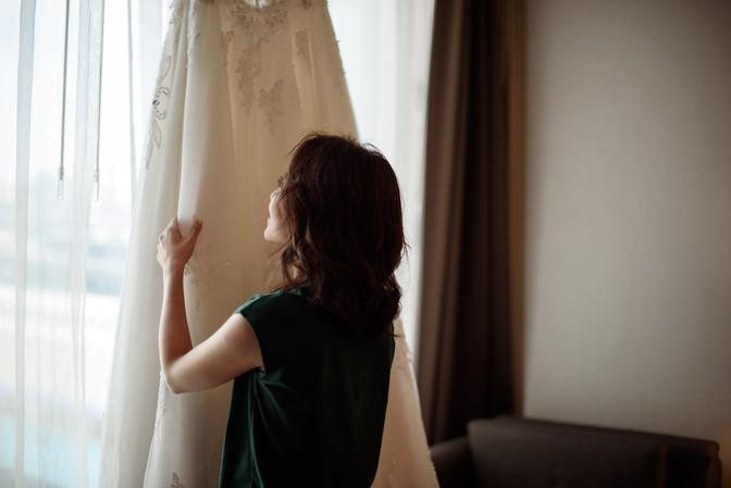 婚禮紀錄- Mike & Ruth <林口長老教會&福容大飯店桃園機捷A8館>