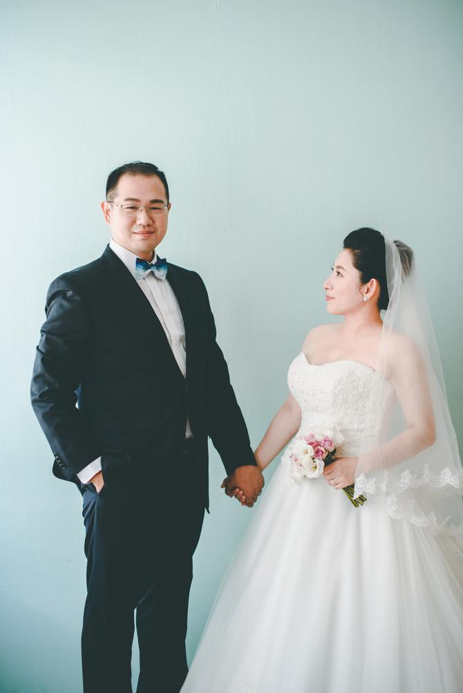 自主婚紗- 哲玄 & 少華