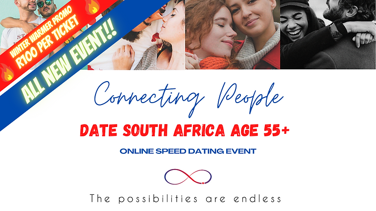 Date SA , Speed Dating Age 55+
