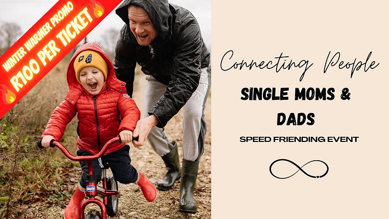 Single Parents Speed Friending Age 25+