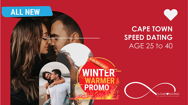 Cape Town, Speed Dating Age 25 to 40