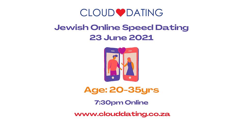 Jewish Singles, Speed Dating Age 20-35