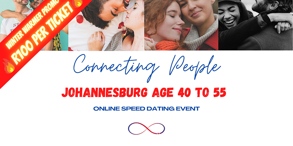 Johannesburg, Speed Dating Age 40 to 55 (1)