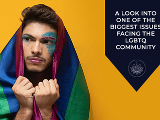 A Look into One of the Biggest Issues Facing the LGBTQ Community