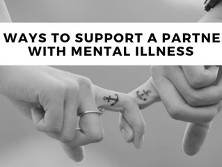 7 Ways to Support a Partner with Mental Illness