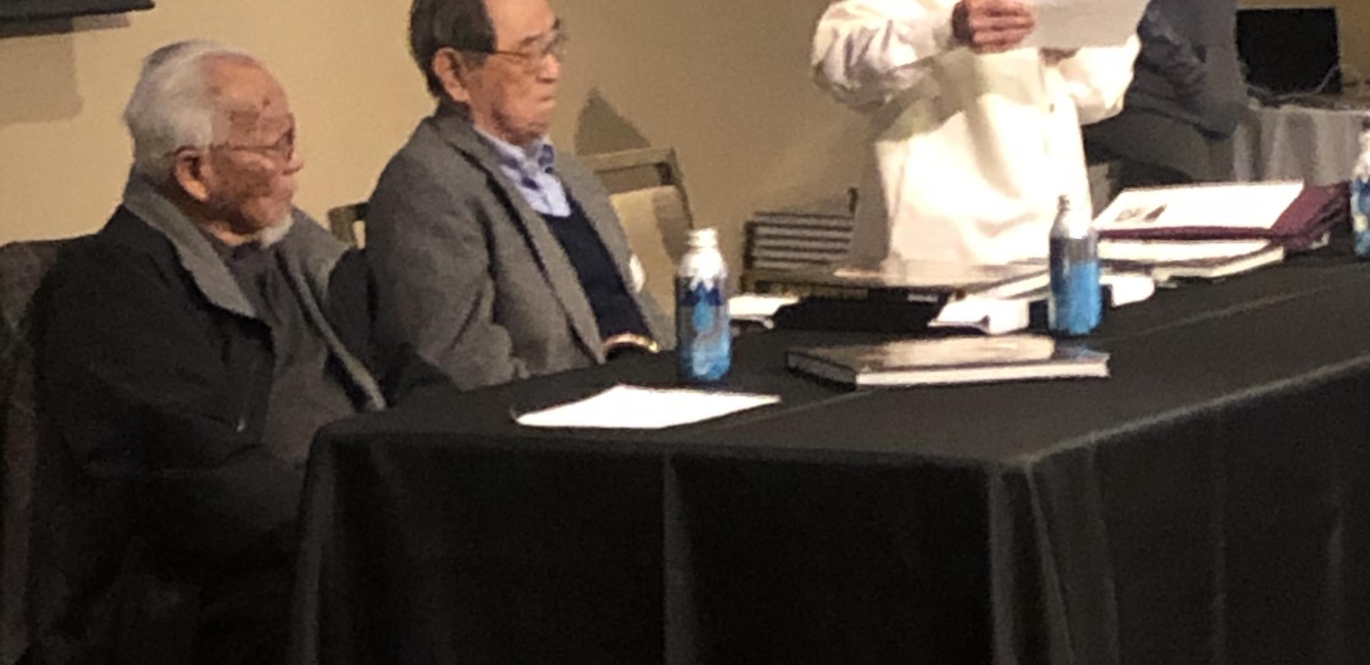 Nisei Veteran Talkback