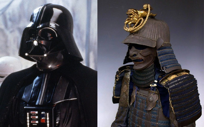 Modern Samurai Influences