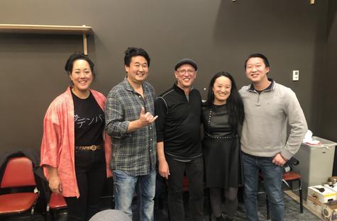 JA-NE Team with Shane Sato and Robert Horsting