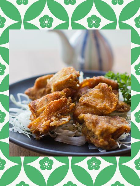 FOOD NOSTALGIA: MI-CHAN Chicken