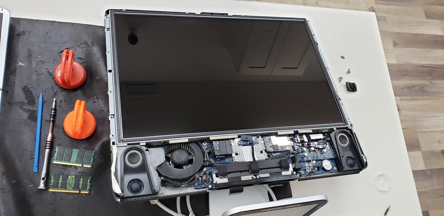 Computer maintenance and repair Virus Sc