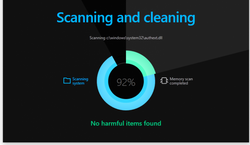 VIRUS, SCAN, DETECTS AND CLEAN