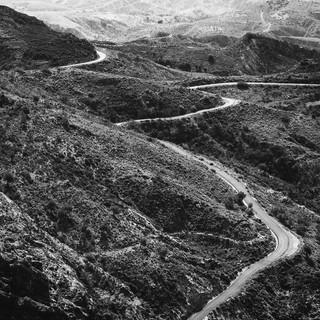 Snaky road