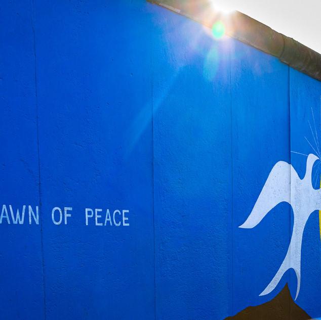Dawn of peace