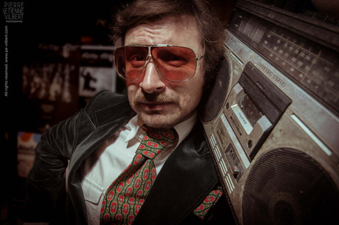 Vladimir Spoutnik - DJ théâtralisé