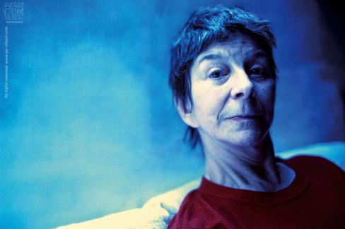 Annie Noël Reggiani - Comédienne, metteur en scène & photographe