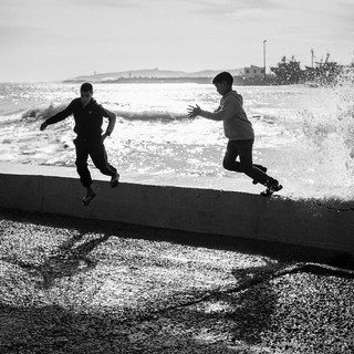 Wave hit