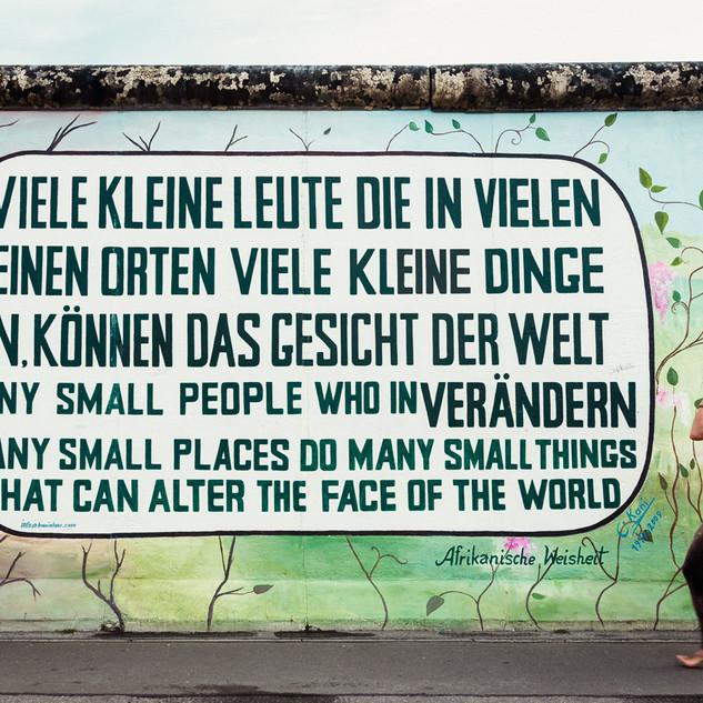 Many small