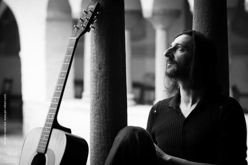 """Portrait musicien Stéphane Wolffer - groupe """"Des Ames"""""""