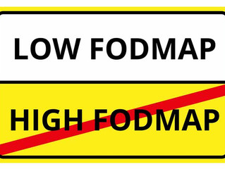 תזונת low FODMAP למעי רגיש