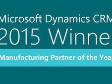 eLogic Named Microsoft Dynamics CRM US Manufacturing 2015 Partner of the Year