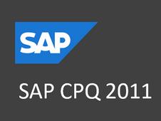 My Favorite News in CPQ Updates: SAP CPQ 2011
